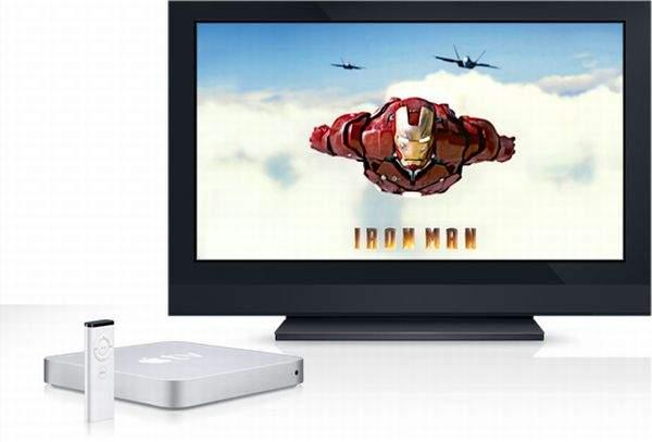 Iron Man na Apple TV