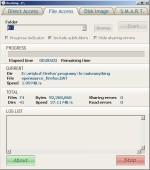 Skanowanie wybranych folderów i plików