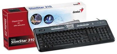 Genius SlimStar 310 (źródło: Genius)