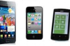 Najlepsze smartfony 2011 - ranking