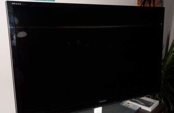 Toshiba UL863 LED LCD TV black