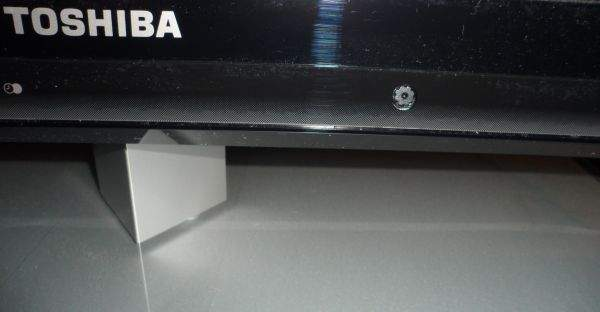 Toshiba UL863 LED LCD TV - kamera