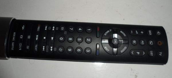 Toshiba UL863 LED LCD TV - pilot 2