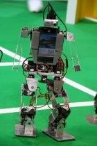 Gracz-robot RoboCup