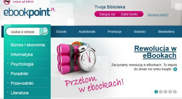 E-booki bez DRM i z wysyłką na Kindle - czy to początek rewolucji w Polsce?
