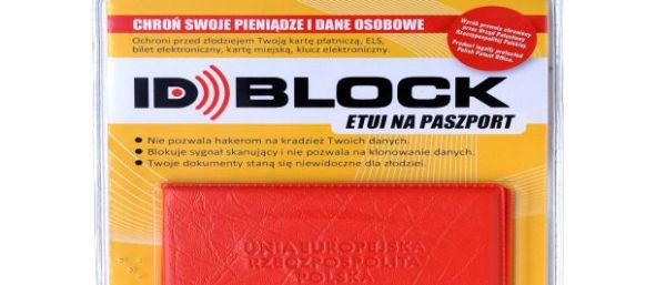 ID Block - etui na karty