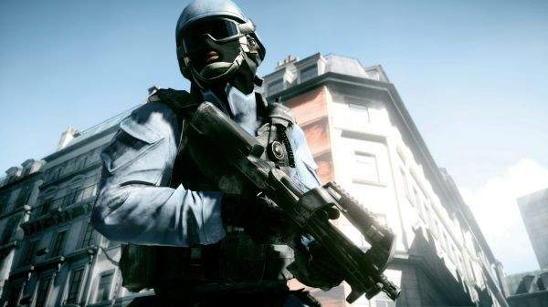 Battlefield 3 Paryż