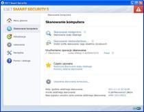 ESET Smart Security 5 - okno programu