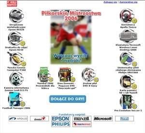 Konkurs Piłkarskie Mistrzostwa 2006