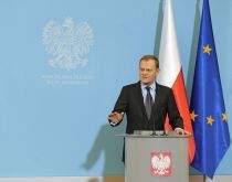 Donald Tusk ogłasza skład nowego rządu (17 listopada 2011 r., źródło: Kancelaria Prezesa rady Ministrów).