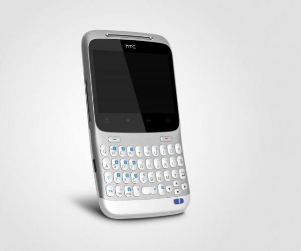 HTC Cha-Cha nie jest drogim smartfonem. Kosztuje 700 zł, ale może podobać się ze względu na fizyczną klawiaturąQWERTY i metalową obudowę.