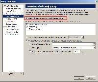 Przywołaj to menu w Thunderbirdzie, aby sprawdzić i w razie potrzeby zmienić ustawienia filtru antyspamowego.