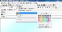 Edycja poczty za pomocą Worda to między innymi bardziej rozbudowane możliwości formatowania tła