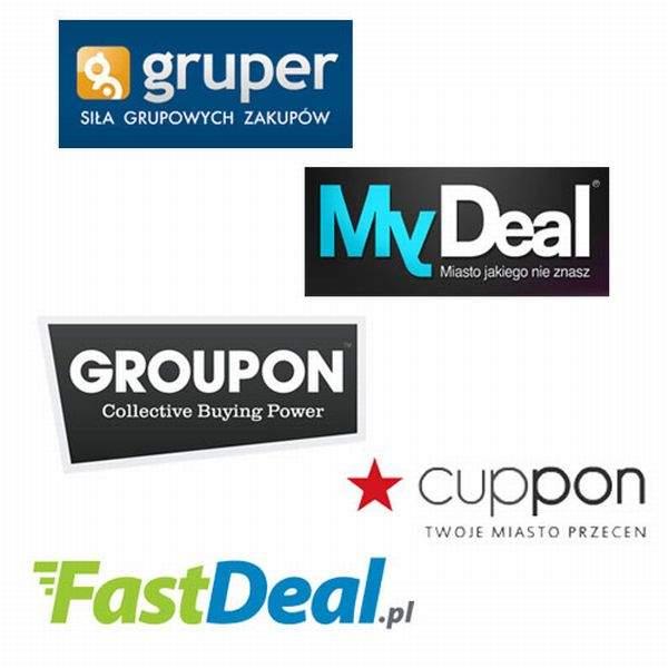 Serwisy z zakupami grupowymi