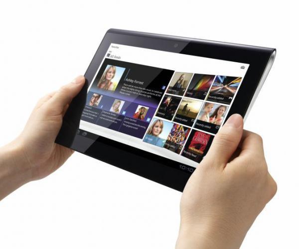 Recenzja Sony Tablet S w AndroidLife.pl!