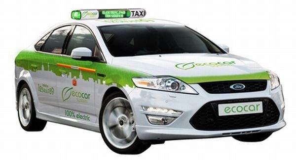 WiFi Taxi Ecocar