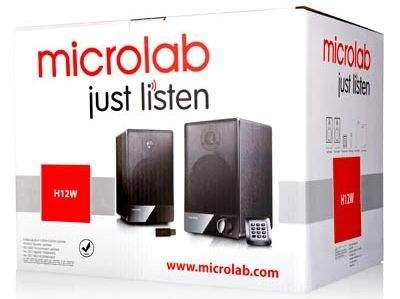 Opakowanie Microlab H12W