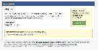 aktywować zawieszone konto Facebooka wystarczy po prostu zalogować się do serwisu