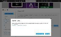 W trakcie wyrejestrowywania MySpace proponuje nakłonić użytkownika do zmiany decyzji.