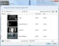 Kilka filmów w projekcie