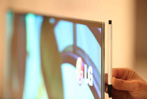 LG OLED TV pen