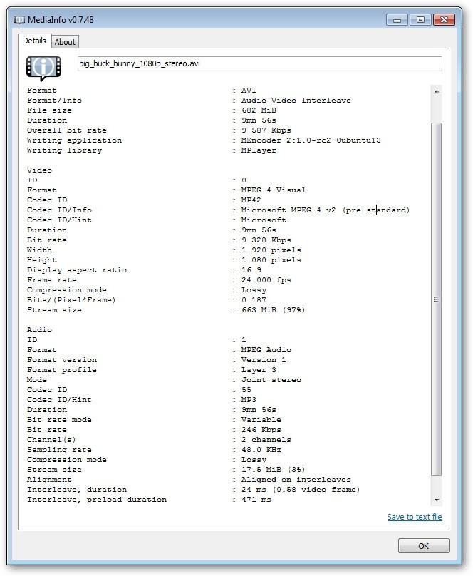 Iomega ScreenPlay DX HD Media Player 1TB - AVI ( Microsoft MPEG-4 v2 (pre-standard), 1920x1080,24 kl/s; audio: MP3)