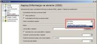 VLC Media Player - Jak unikać aktualizowania podręcznej pamięci czcionek