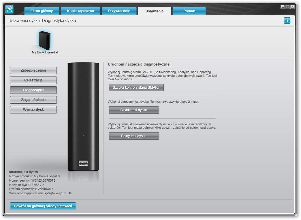 Western Digital My Book Essential (2 TB)