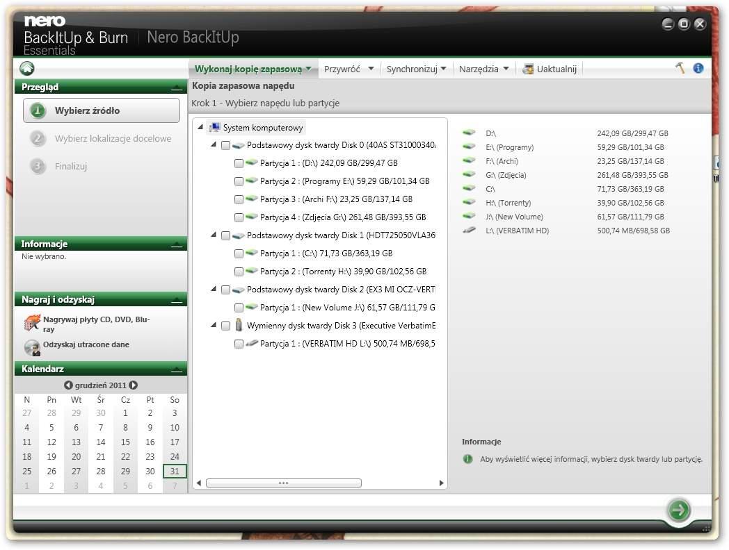 Verbatim Traveller 750 GB (53063)