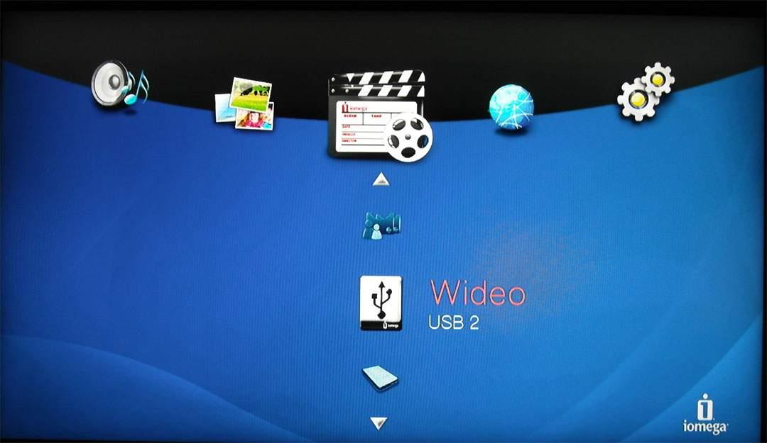 Iomega ScreenPlay DX HD Media Player 1TB