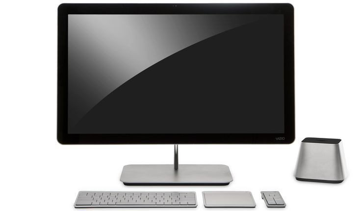 Komputer all-in-one firmy Vizio