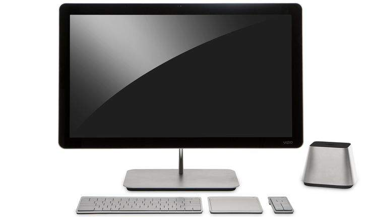 Komputer all-in-one firmy Vizio