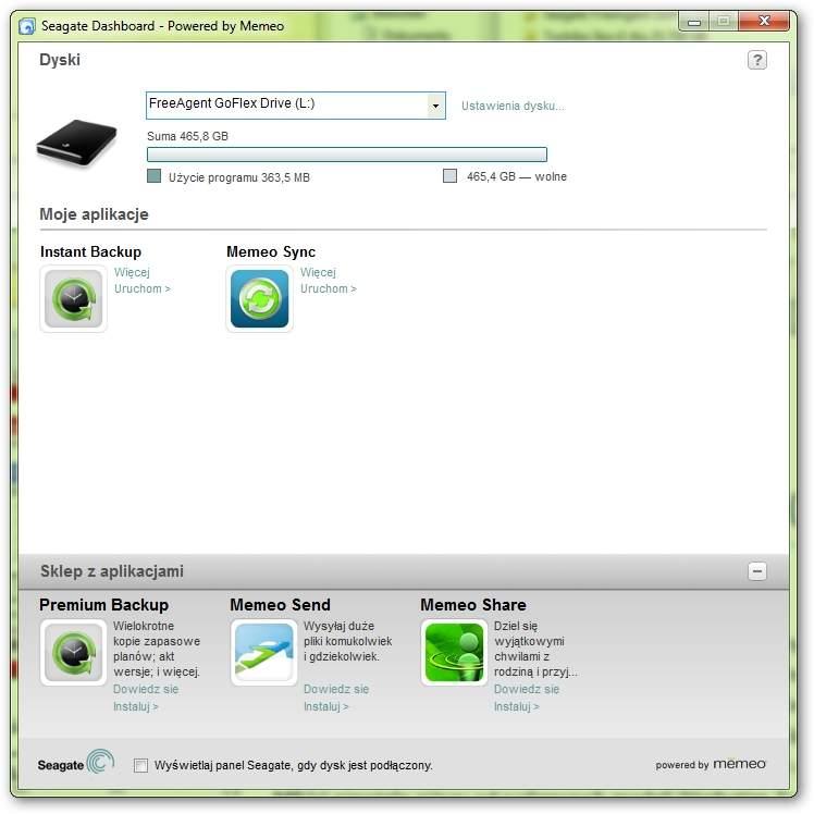 Seagate FreeAgent GoFlex Desk 4TB (STAC4000200)