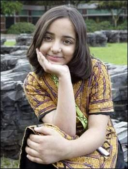 Arfa Karim Randhawa w wieku 10 lat. Zdjęcie wykonał: Dan DeLong, źródło: geekwire.com.