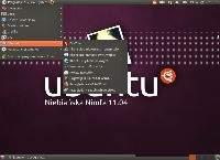 Klient usług terminalowych jest standardową aplikacją Ubuntu