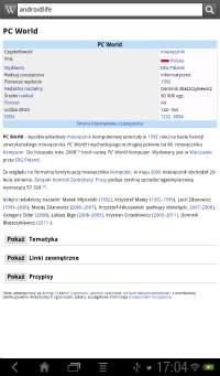 Mobilna Wikipedia