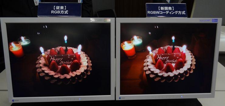 Sony prezentuje nowy sensor CMOS czuły również na białe światło (RGBW)