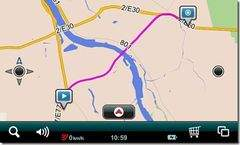 Po aktualizacji nawigacja znacznie częściej sugeruje użycie Trasy Siekierkowskiej