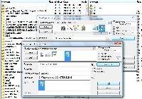 Każdy pasek może wywoływać kolejny, to jeden ze sposobów rozmieszczenia w oknie programu większej liczby opcji niż mieści się na ekranie