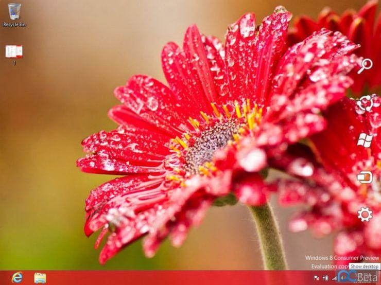 Windows 8 bez przycisku Start
