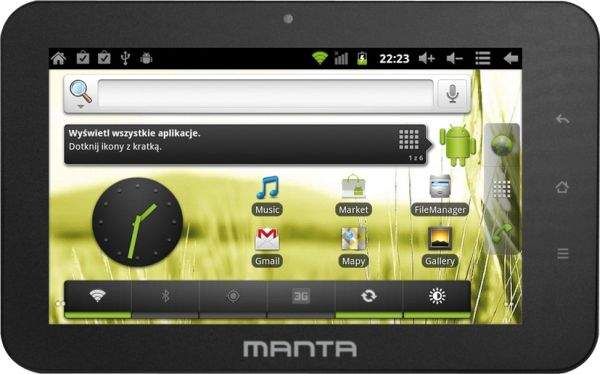 Tablet Manta PowerTab