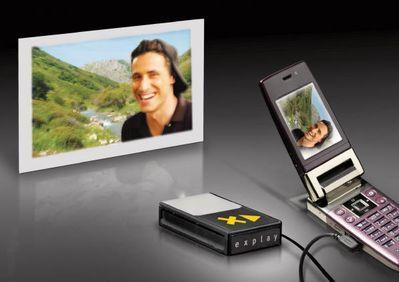 Explay Nano-Projektor