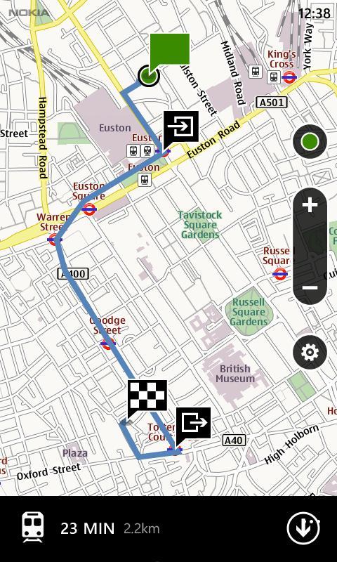 Nokia Maps to nawigacja fabrycznie wgrana na wszystkie smartfony firmy Nokia. Naszym zdaniem jest to jeden z najlepszych programów tego typu dostępnych na rynku, w dodatku jest bezpłatny. Jest to idealna propozycja dla osób, które chcą uniknąć regularnego płacenia za możliwość korzystania z nawigacji.