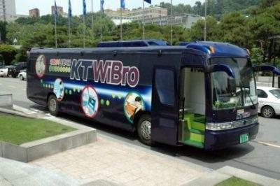 """WiMaksowy"" autobus KT Corp."