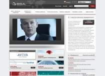 Business Software Alliance to obecnie najprężniej działająca organizacja skupiająca przeciwników piractwa komputerowego w Polsce. Sojusz reprezentuje producentów oprogramowania i sprzętu komputerowego (www.bsa.org).