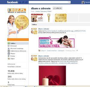 Facebook w przypadku niektórych aptek jest ważnym narzędziem komunikowania się z klientami