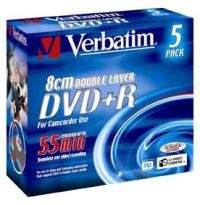 Nowe płyty Verbatima będą sprzedawane w opakowaniach po 5 sztuk