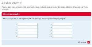 DPD umożliwia jednoczesne śledzenie dziesięciu przesyłek