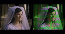 Po lewej stronie widzimy obraz widziany przez ludzkie oko. Po prawej - zarejestrowany przez kamerę (fot. Technologyreview.com).
