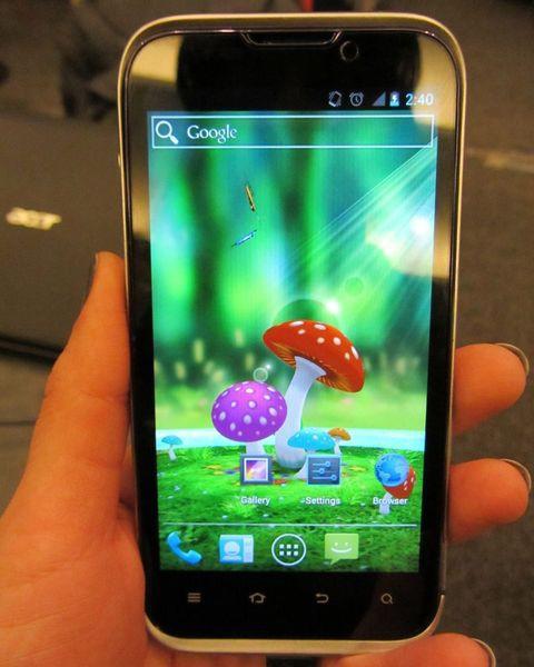 ZTE Era z systemem Android 4.0